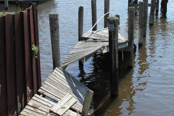 Boat Dock Removal
