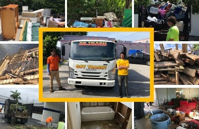 Junk Hauling Dade County Service
