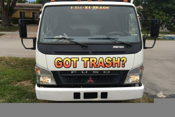 Fort Lauderdale Junk Removal Service