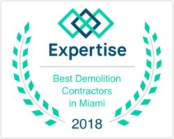 Rated Best Demolition Contractors in Miami 2018