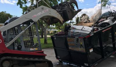 Bobcat Excavating Service