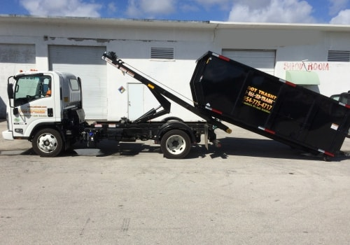 Dumpster Cost Palm Beach County